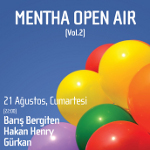 Mentha Open Air Party (vol 2)