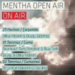 Mentha Open Air / Music - Food - Air