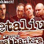 Metalium 13 Ocak Çarşamba @ Studio Live