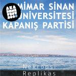 Nekropsi - Replikas - Proudpilot - Kafabindünya @ MSGSÜ Rıhtım