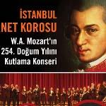 İstanbul Klarnet Korosu`ndan Mozart`a Doğum Günü Kutlaması
