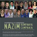 """""""Eşliksiz Koro - Eşlikli Solistler"""" Topluluğu NÂZIM KUMPANYA"""
