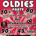 70s 80s 90s Oldies Party ve Türkçe Nostalji -Dj Hakan Küfündür