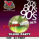 Flashbacks 70s-80s-90s Oldies Party