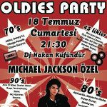 Oldies Party - Michael Jackson Özel