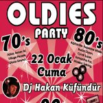 Dj Hakan Küfündür'le 70ler 80ler 90lar Oldies Party