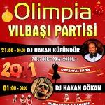 Olimpia Yılbaşı Partisi: Dj Hakan Küfündür - Dj Hakan Gökan