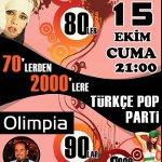 70´lerden 2000´lere Türkçe Pop Parti