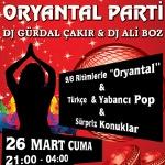 Oryantal Parti