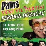 Patos Yılbaşı Partisi - Feridun Düzağaç