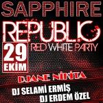 Republiq Red White Party