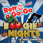Retro-A-Go-Go Boogie Night