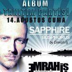 DJ Emrah İş Albüm Tanıtım Partisi