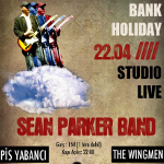Bank Holiday @ Sean Parker Band