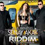 RnB HipHop Night With Şenay Akay@RIDDIM CLUB
