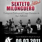 Sexteto Milonguero Tango Konseri