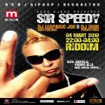 Sir Speedy Sientelo Concert