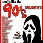 Smells like the 90`s Party @ Balans Brau