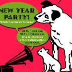 Sokak Hayvanları Yararına `Nev Year Party`