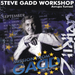 Steve Gadd Workshop