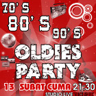 70`s 80`s 90`s...Oldies Party