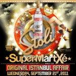 SuperMartXé Party