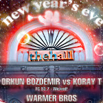 The Hall'de New year Eve Party ile Amsterdam'a!
