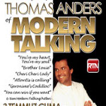 Thomas Anders of Modern Talking