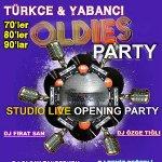 Türkçe ve Yabancı Oldies - Studio Live Opening Party