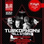 Orhan Osman `Turkophony All Stars` Feat. Dave Weckl, Kai Eckhardt, Eric Levy