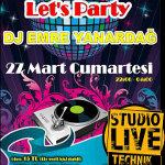 University: Let`s Party - DJ Emre Yanardağ