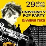 University Pop Party