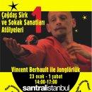 santralistanbul`da Çağdaş Sirk ve Sokak Sanatları 5