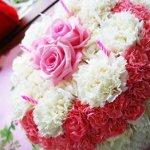 Çiçek Düzenleme Atölyesinde Kalorisiz Pasta