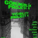 GalataPerform Görünürlük Projesi 6 / Çağdaş Sanat Atölyesi – Maske