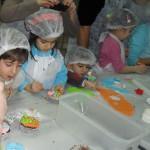 Haydi Çocuklar Pasta Yapmaya