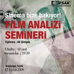 İfsak'tan Film Analizi Eğitimi