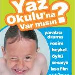 İstanbul Drama Yaz Okulu'nda Bilim, Sanat ve Spor Bir Arada