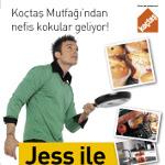 Koçtaş Mutfağında Jess ile Yemek Keyfi