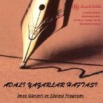 Adalı Yazarlar Haftası