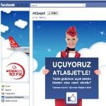 Atlasjet Facebook Seferlerine Başladı