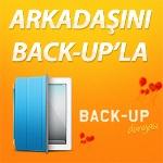 Back-Up Dünyası'ndan Ipad 2 Hediye