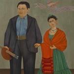 Fil ve Güvercin: Diego Rivera ve Frida Kahlo`nun Çelişkili Sanatı