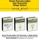 İstanbul Yazarları Nezih'te Buluşuyor