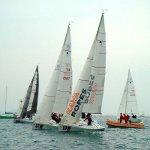 Yelkenciler Kaya Ropes Match Race İçin Mücadele Edecek