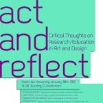 Sanat ve Tasarimda Eleştirel Düşünceler Kadir Has Üniversitesi'nde Tartişiliyor
