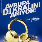 Movida Corona, Avrupa DJ Kralını Arıyor