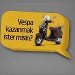 Nokia ile Devrede Kal, Vespa Kazan!