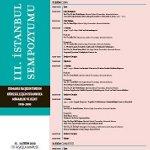 Osmanlı Başkentinden Küreselleşen İstanbul'a: Mimarlık ve Kent 1910 – 2010