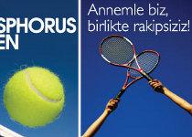 Tenis Coşkusu!